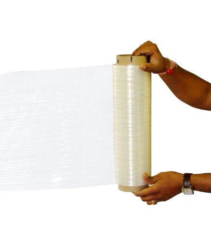 "18"" x 1000 x 80ga Stretch Wrap Film - 1 Roll/cs"