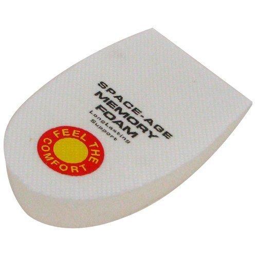 Remedy Memory Foam Instant Comfort Heel Cushion, Ladies