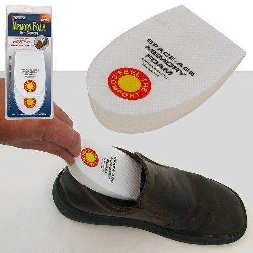 RemedyT Memory Foam Heel Cushion - Instant Comfort - Mens [82-5337] -