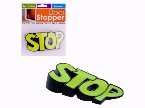 Stop Wedge Door Stopper - Assorted Colors