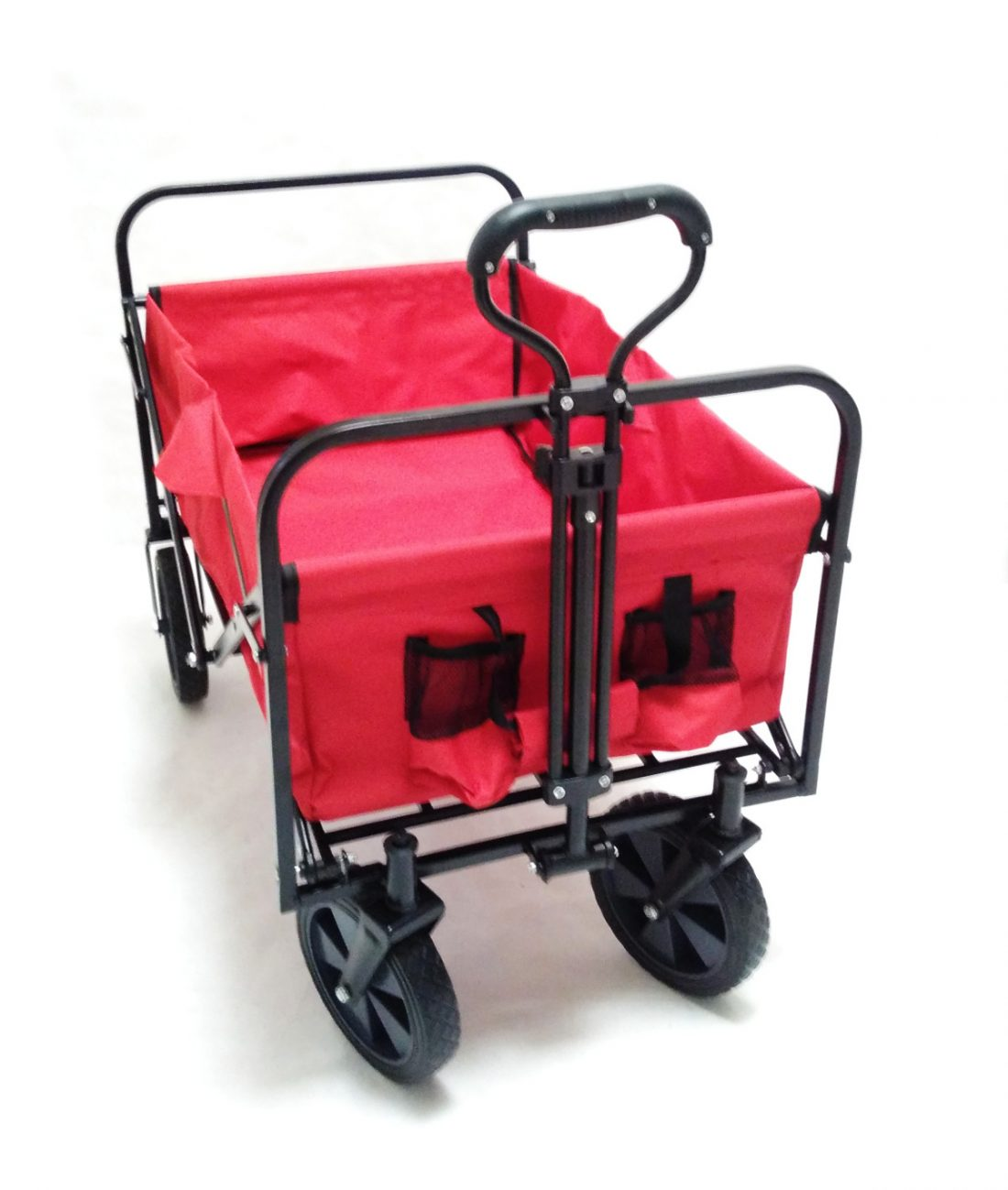 Wagon Red