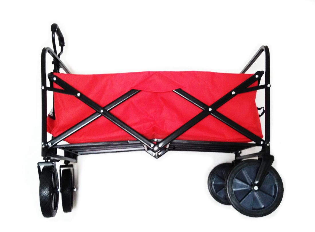 Wagon Red.Side